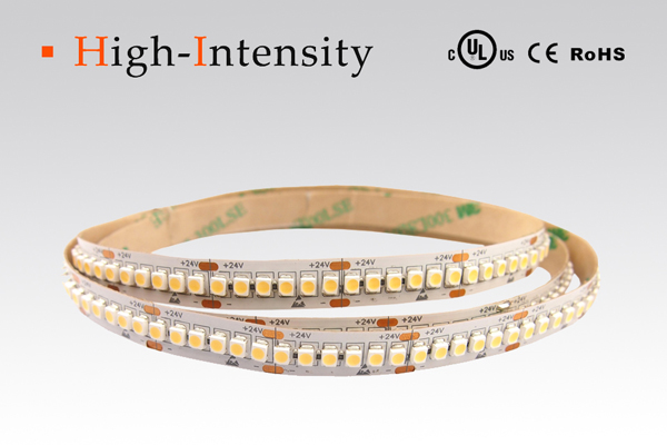 High-Intensity Strips