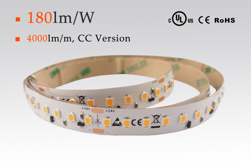 180lm/W LED Strips