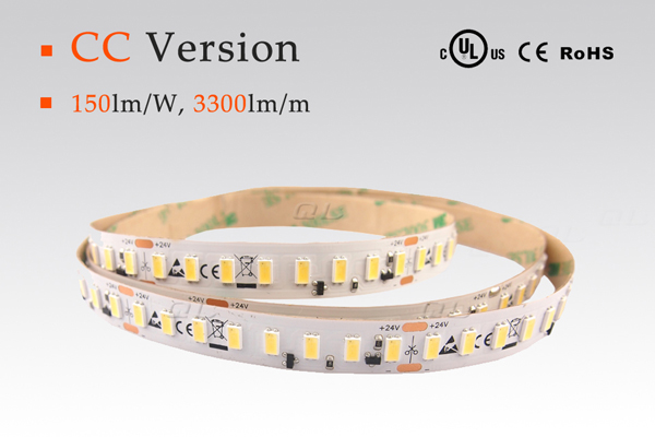 150lm/W 5630 CC LED Strips