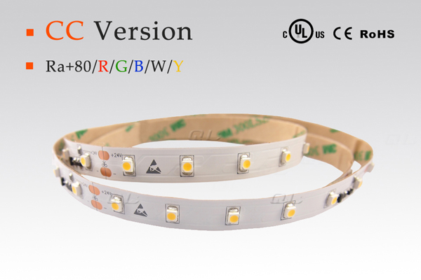Colored 3528 CC LED Strips