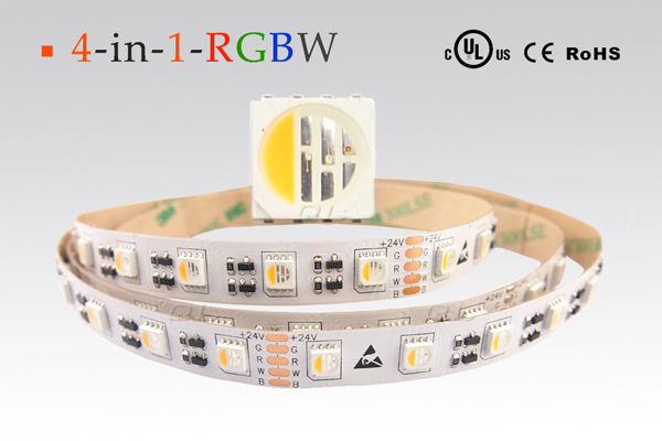 4-in-1-LED RGBW Strips