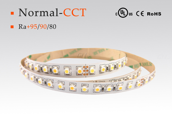 Separate-LED CCT Strips