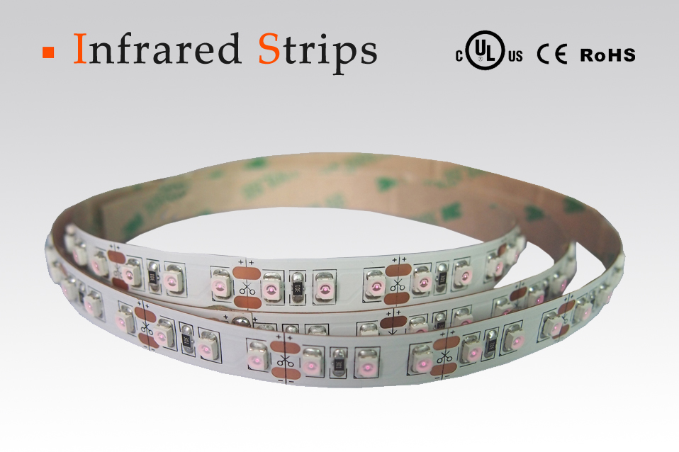 Infrared LED Strips