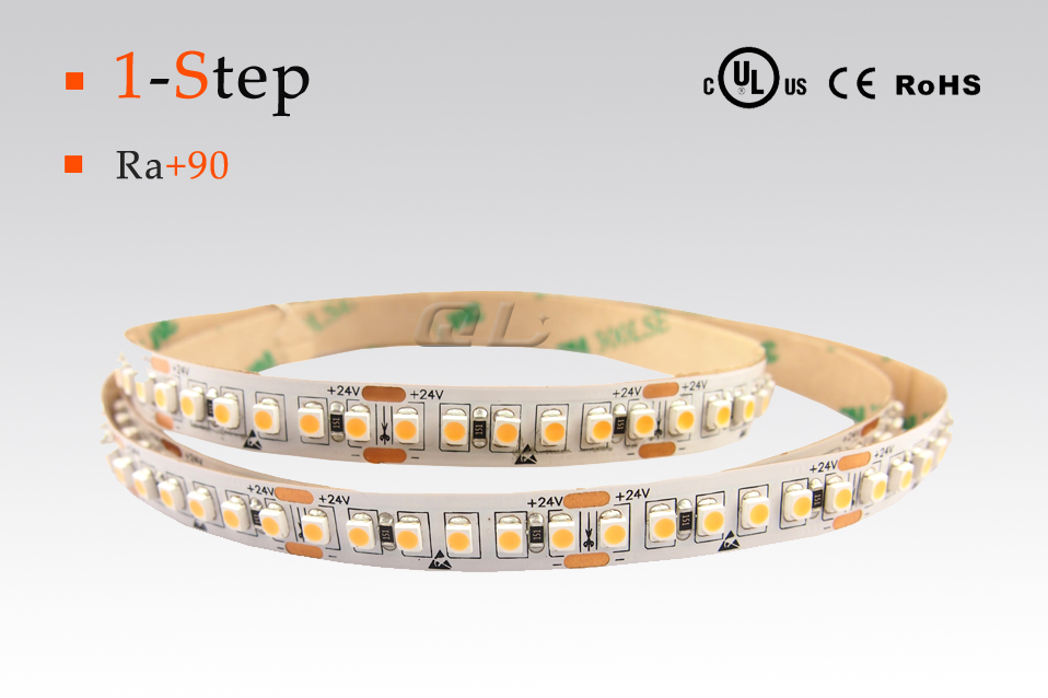 1-Step 3528 LED Strips