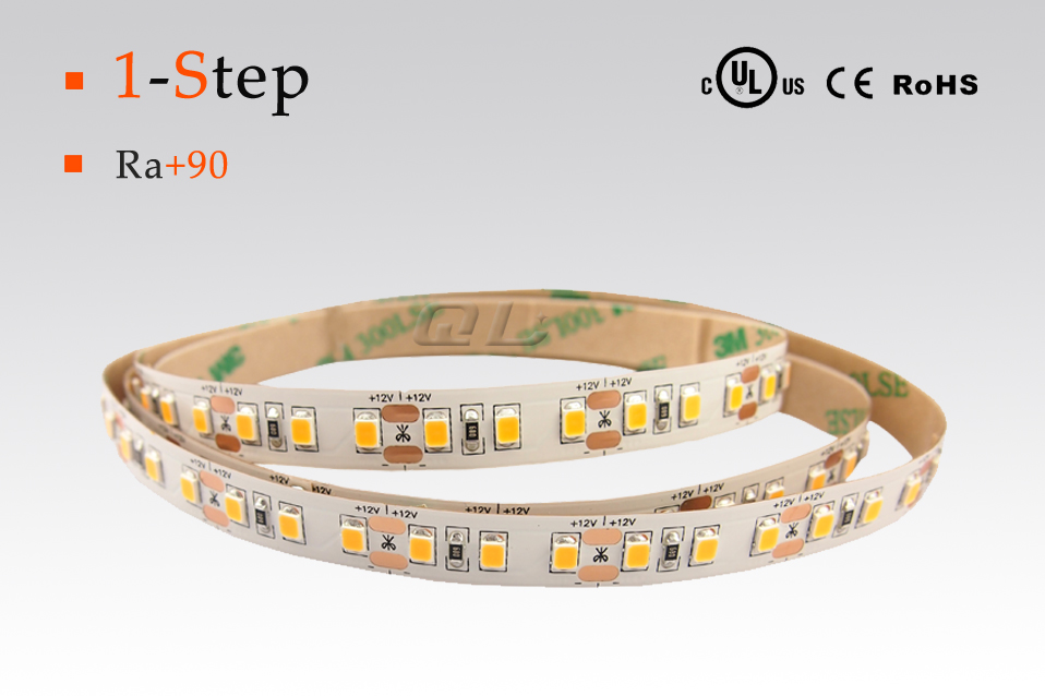 1-Step 2835 LED Strips