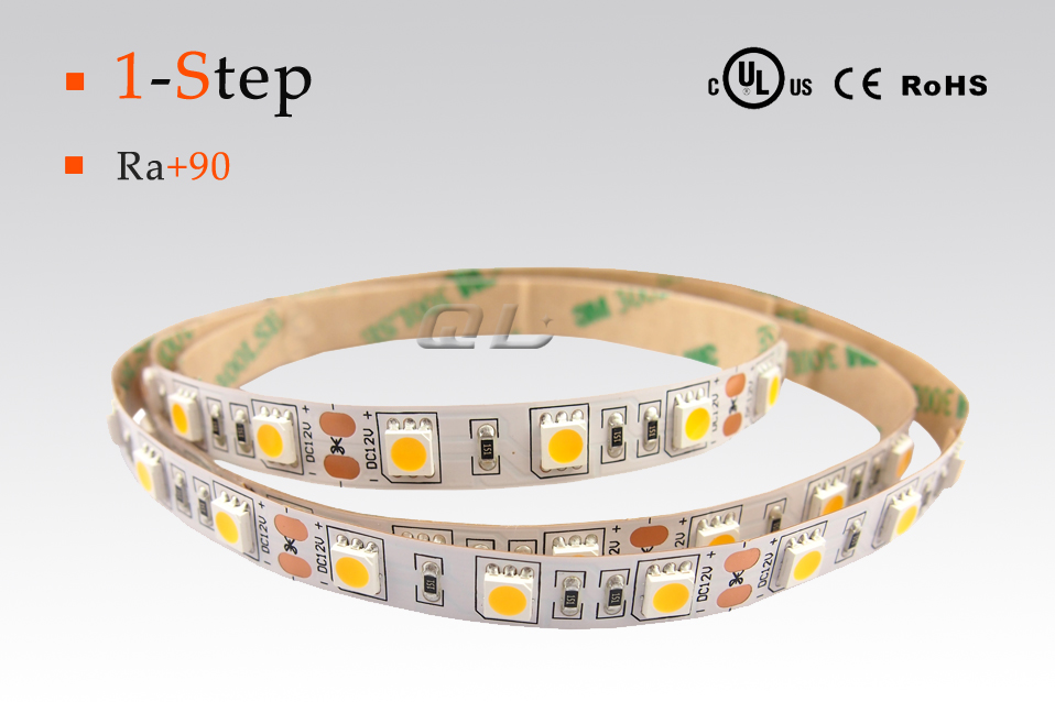 1-Step 5050 LED Strips